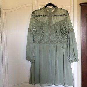 Vintage style dress from Target/Xhilaration